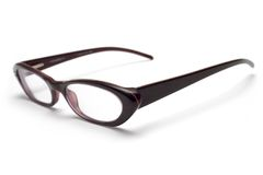 eyeglasses стильные Стоковая Фотография