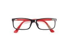 Eyeglasses фасонируют изолированный Стоковая Фотография