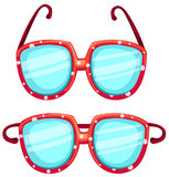 eyeglasses Στοκ φωτογραφίες με δικαίωμα ελεύθερης χρήσης