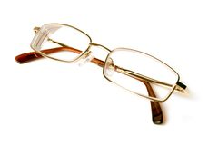 Eyeglasses. Royalty Free Stock Images