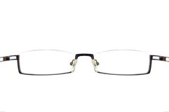 Eyeglasses. Isolated eyeglasses on a white background Stock Image