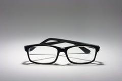 Eyeglasses. Pair of Eyeglasses on Seamless Background Royalty Free Stock Photos