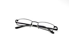 Eyeglasses. Isolated on the white backogrund Royalty Free Stock Image
