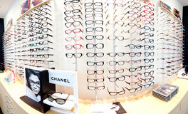Eyeglasses Stock Images