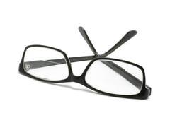 Eyeglasses. A Pair of Eyeglasses on White Background Royalty Free Stock Images