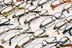Eyeglasses Fotos de Stock