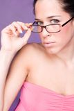 Eyeglasses Royalty Free Stock Photography