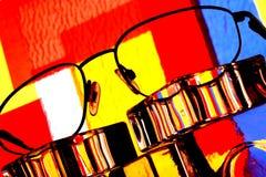 Eyeglasses Abstract Stock Photos