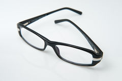 Eyeglasses blacks Royalty Free Stock Images