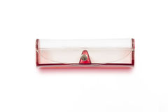 Eyeglasses case Royalty Free Stock Photography