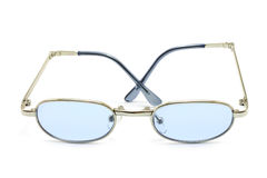 Eyeglasses close-up Royalty Free Stock Photos