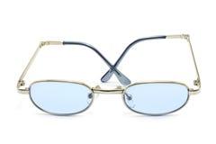 Eyeglasses close-up Royalty Free Stock Photos