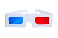 eyeglasses 3d Foto de Stock