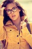 Eyeglasses fashion Stock Images