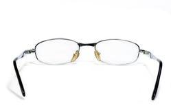Eyeglasses isolados Fotografia de Stock