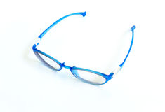 Eyeglasses isolated Royalty Free Stock Photo