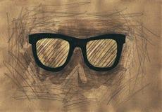 Eyeglasses. Stock Photo
