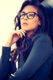 Eyeglasses moda zdjęcie stock