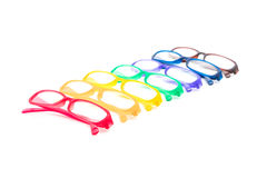Eyeglasses, spectacles or glasses Royalty Free Stock Image