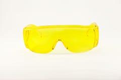 Eyeglasses tools  on white background Stock Photography