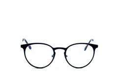 Eyeglasses  on white background Royalty Free Stock Photos