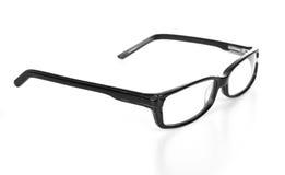 Eyeglasses z odbiciem Fotografia Royalty Free