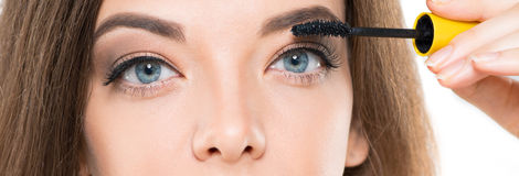 Eyelash Stock Photo