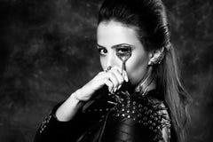 Eyelash curler Stock Images