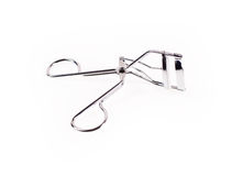 Eyelash curler Stock Images
