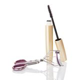 Eyelash curler and mascara Royalty Free Stock Images