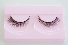 eyelashes ψεύτικος Στοκ Φωτογραφίες