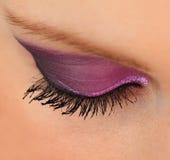 Eyelashes Stock Photography