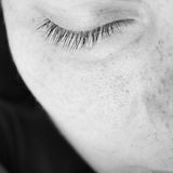 Eyelashes Royalty Free Stock Photos