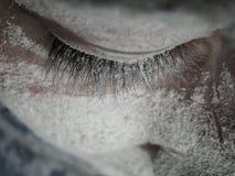 Eyelashes Royalty Free Stock Images