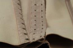 Eyelets and hooks Stock Images