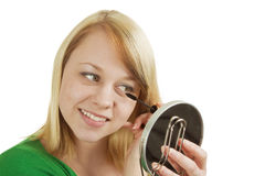 Eyeliner immagini stock