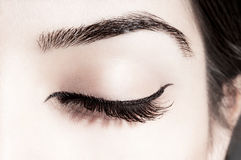 Eyeliner Royalty Free Stock Photos