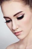 Eyeliner Fotografía de archivo libre de regalías
