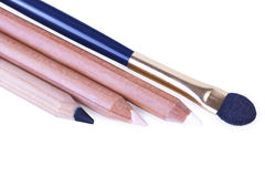 Eyeliners Photographie stock