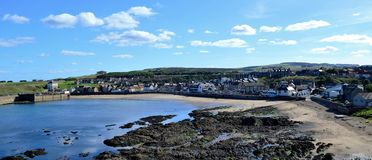 Eyemouth photographie stock