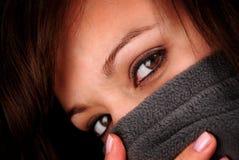 eyes тайна Стоковое Изображение RF