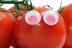 eyes томат Стоковая Фотография RF