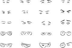 Eyes Royalty Free Stock Image