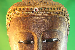 Eyes of the Buddha Stock Photos