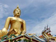 Eyes of Buddha Royalty Free Stock Images