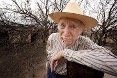 eyes den SAD ranchägaren Arkivbilder