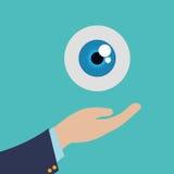 Eyes design Stock Photography