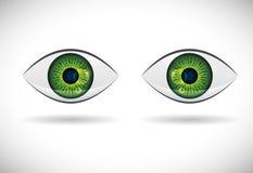 Eyes design Stock Photos