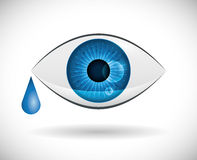 Eyes design Royalty Free Stock Images