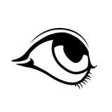 Eyes design Stock Image
